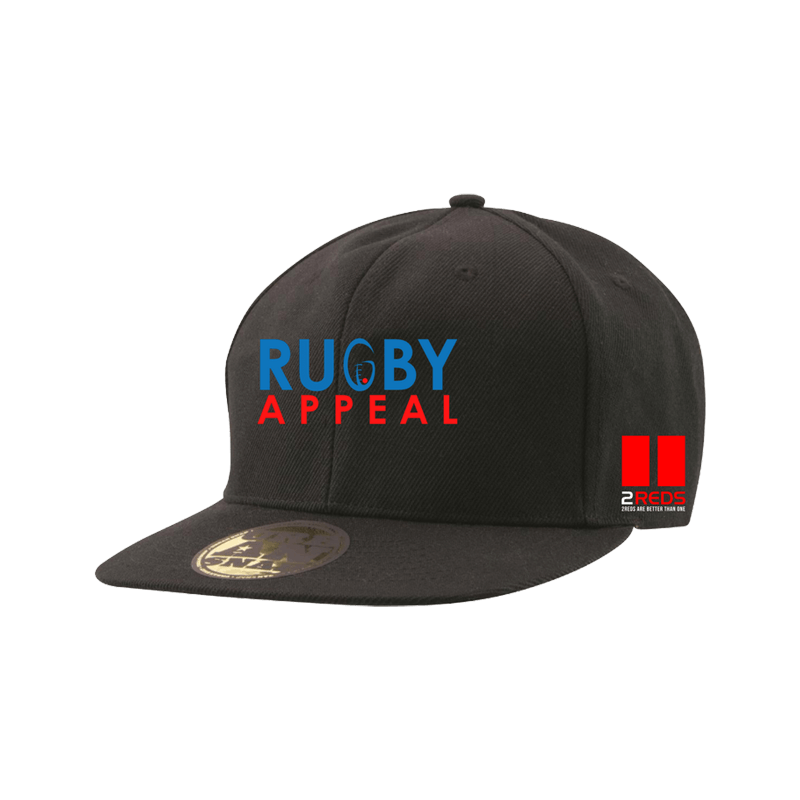 Rugby Appeal Snapback Hat